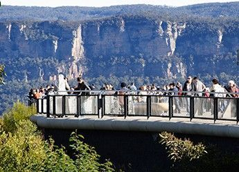 Heritage Motel attractions blue mountains